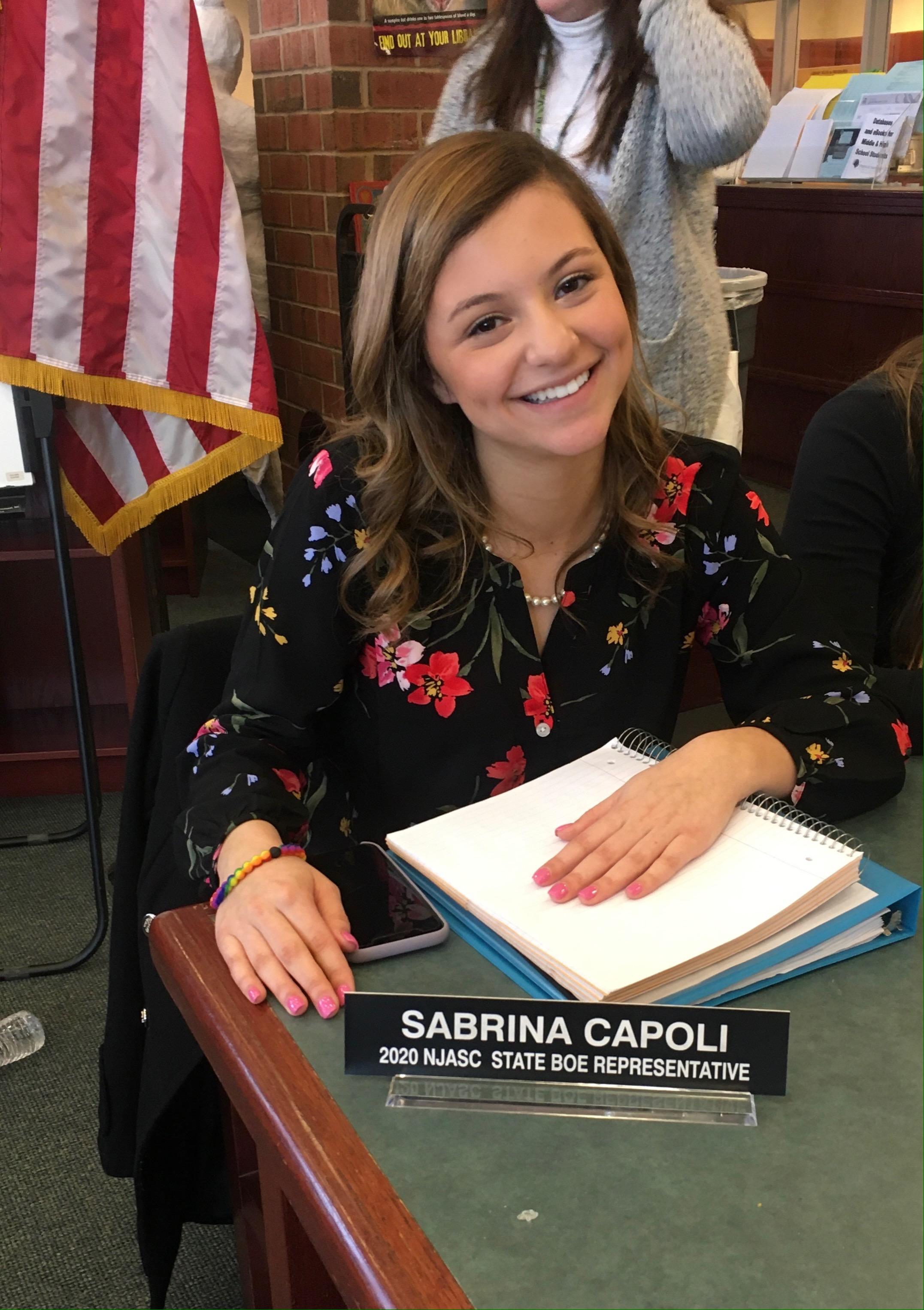 Sabrina Capoli headshot