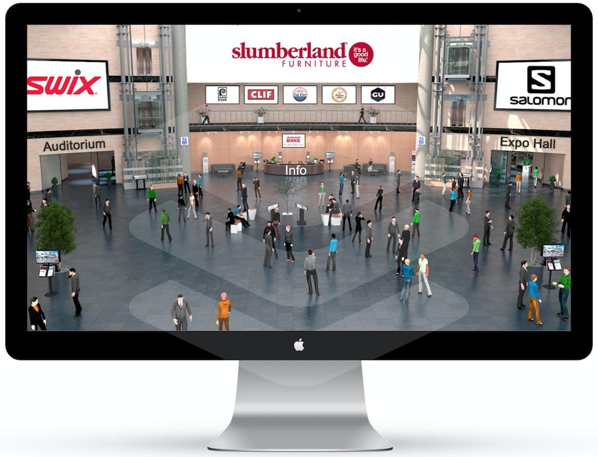 Lobby on Desktop - Cropped