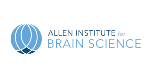 Logo for the Allen Institute for Brain Science