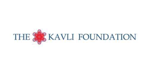 Logo for the The Kavli Foundation