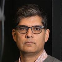 Photo of Sandeep Robert Datta