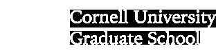 Cornell Graduate School