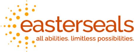 Massachusetts Easterseals logo all abilities, limitless possibilities